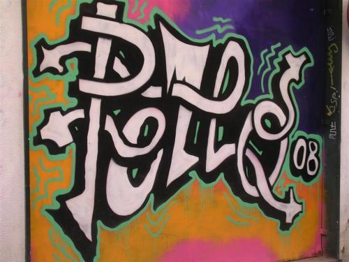PEZLO. Grafiti 82