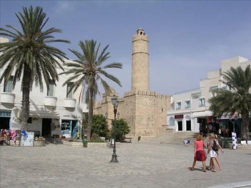 Ribat de Sousse - Túnez