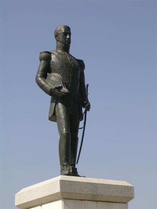 General Jose de San Martin. 09_04_10_dscn6394_foto_martin_javier