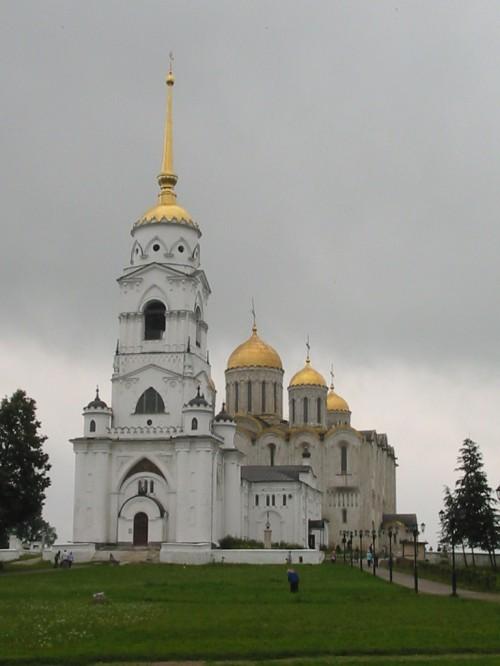 Catedral de la Asunción - Vladimir - F. Rusia