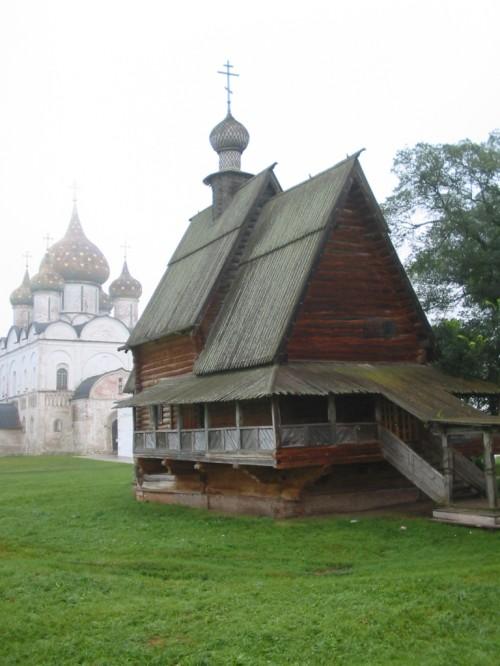 Iglesia de San Nicolás – Súzdal – F. Rusia