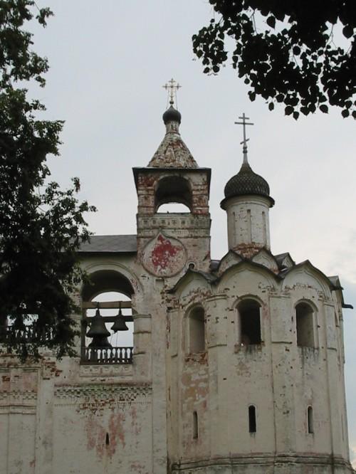 Monasterio de San Salvador y Euthimius – Súzdal – F. Rusia