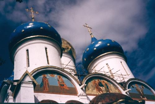 Catedral de la Asunción – Sérgiev Posad – F. Rusia