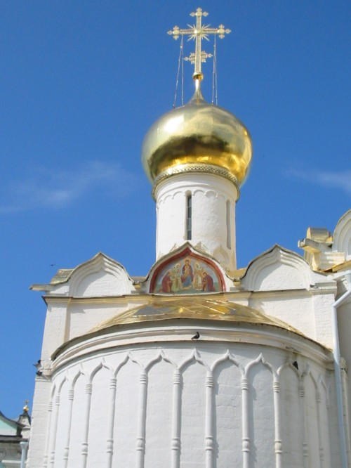 Catedral de la Santísima Trinidad – Sérgiev Posad – F. Rusia