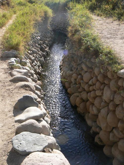 Fotos de los Acueductos Subterráneos de Nazca - Perú.