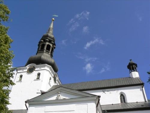 Foto de la Catedral de Santa María la Virgen de Tallin – Estonia. Foto por martin_javier.