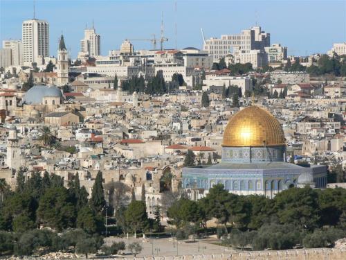 Foto de la Ciudad Vieja de Jerusalem – Israel. Foto por martin_javier
