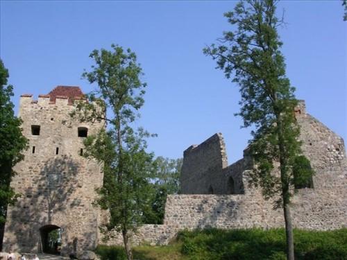 Castillo Medieval de Sigulda. Foto por martin_javier.