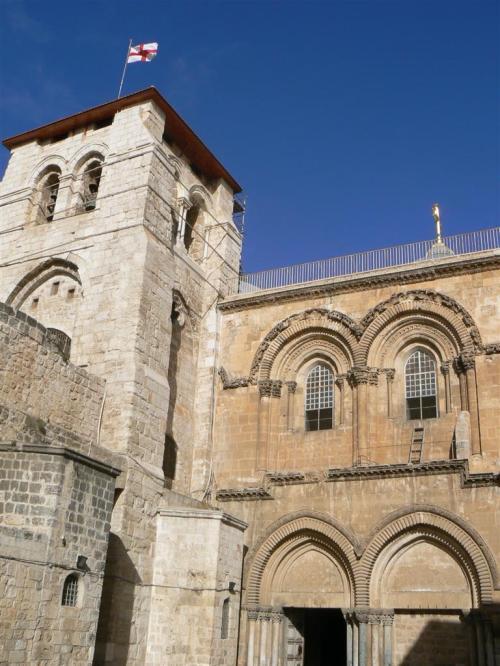 Foto de la Iglesia del Calvario - Basílica del Santo Sepulcro o de la Resurrección de Jerusalem – Israel. Foto por martin_javier