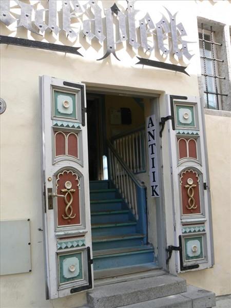 Foto de la Farmacia más antigua de Tallin - Estonia. Foto por martin_javier.
