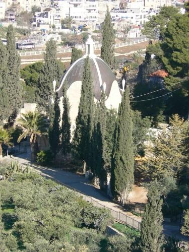 Fotos de la Iglesia del Dominus Flevit en Jerusalem - Israel. Foto por martin_javier.