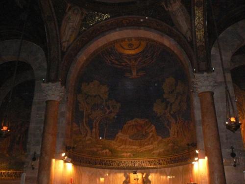 Fotos de la Basílica de las Naciones de Jerusalem - Israel. Foto por martin_javier.