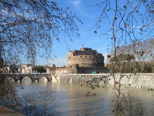Foto del Castillo de Sant'Angelo en Roma - Italia. Foto por martin_javier