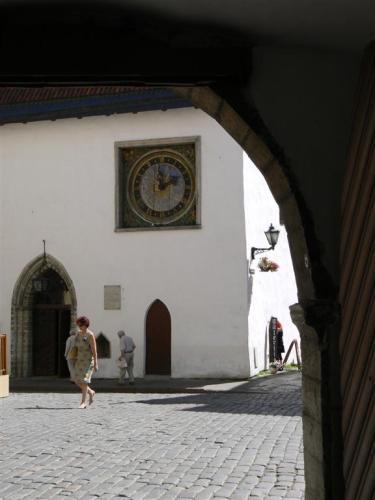 Fotos de la iglesia del Espíritu Santo de Tallin - Estonia. Foto por martin_javier