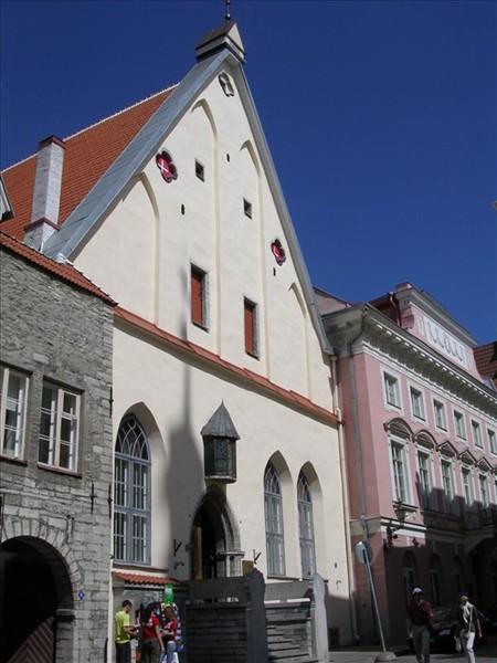 Foto del Museo Estatal de Historia - Great Guild Hall – Estonian History Museum - Tallin - Estonia. Foto por martin_javier