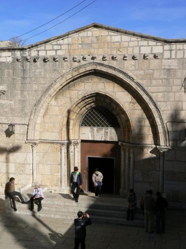 Fotos de la Iglesia de la Asunción y la Tumba de la Virgen María en Jerusalem - Israel. Foto por martin_javier.