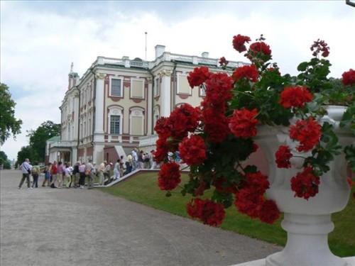 Fotos del Palacio Kadriorg en Tallin - Estonia. Foto por martin_javier.