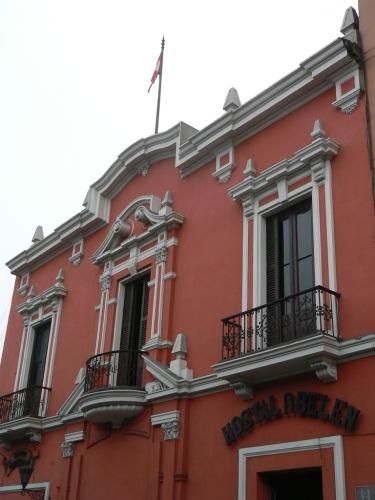 Fotos del Hostal ABELEN en calle Jirón de la Unión, Lima - Perú