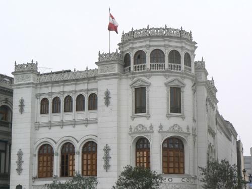 Fotos del Teatro Colón de Lima - Perú. Foto por martin_javier