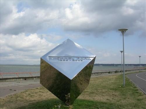 Foto del memorial a Michael Park en Tallin - Estonia. Foto por martin_javier