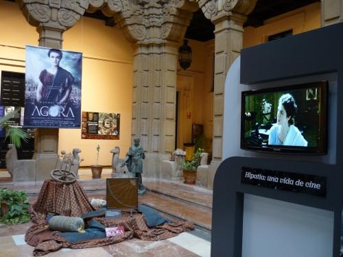 Fotos de la Exposición Con A de Astronomas en la Casa de la Ciencia - Sevilla. foto por martin_javier