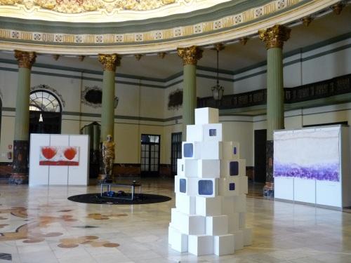 Fotos de la Exposición ConeXionarte. Foto por martin_javier.