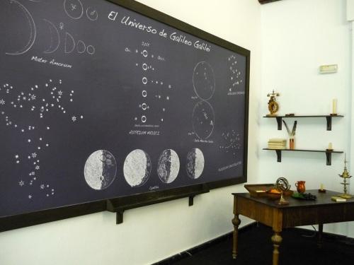Foto de la Exposición de Galileo y el mensajero sideral - Sevilla. Foto por martin_javier.