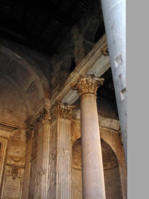 Fotos del Panteón de Roma o Panteón de Agripa - Italia. Foto por martin_javier