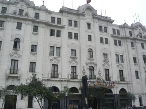 Fotos del Hotel Bolívar en Lima - Perú . foto por martin_javier