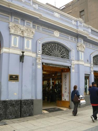 Fotos de la calle Jirón de la Unión en Lima - Perú. Foto por martin_javier