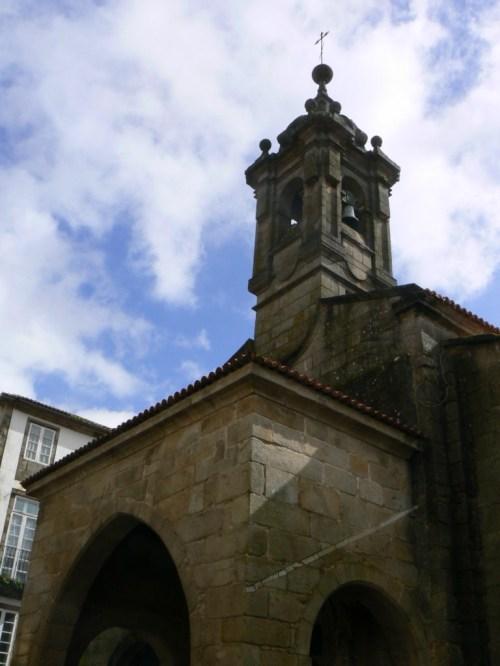 Foto Iglesia de Santa María Salomé - Santiago de Compostela. Foto por martin_javier