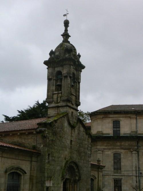 Fotos de la Iglesia de San Fiz de Solovio, San Felix - Santiago de Compostela - España. foto por martin_javier
