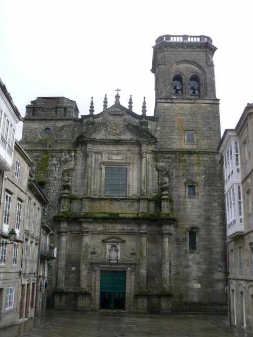 Fotos del Convento e Iglesia de San Agustín Santo Agostiño - Santiago de Compostela - España. Foto por martin_javier