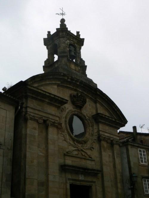 Fotos de la Iglesia Santa María del Camino - Santiago de Compostela - España. Foto por martin_javier