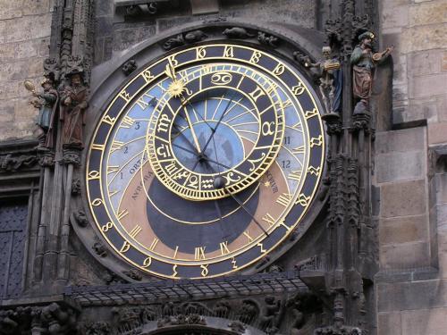 Fotos del Reloj Astronómico de Praga – República Checa. Foto por martin_javier