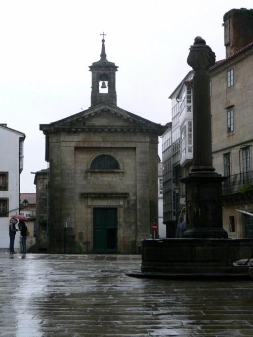 Fotos de la Iglesia de San Bieito do Campo - Santiago de Compostela - España. foto por martin_javier