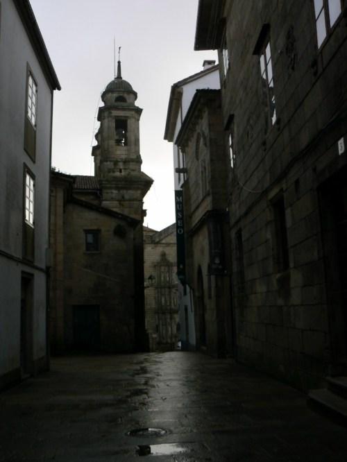 Fotos de la Iglesia de San Miguel dos Agros - Santiago de Compostela - España. foto por martin_javier
