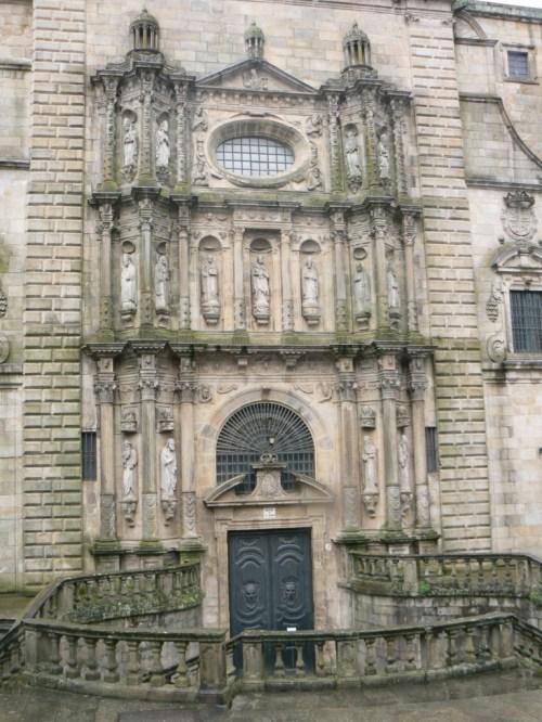 Fotos de la Iglesia de San Martiño Pinario – Santiago de Compostela – España. Foto por martin_javier
