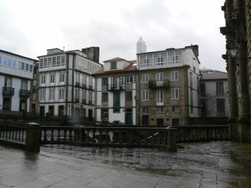 Fotos de la Plaza de San Martiño Pinario – Santiago de Compostela – España. foto por martin_javier