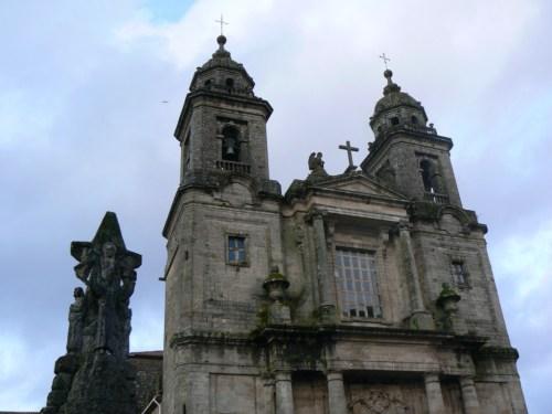Fotos del Convento e Iglesia de San Francisco - Santiago de Compostela - España. Foto por martin_javier