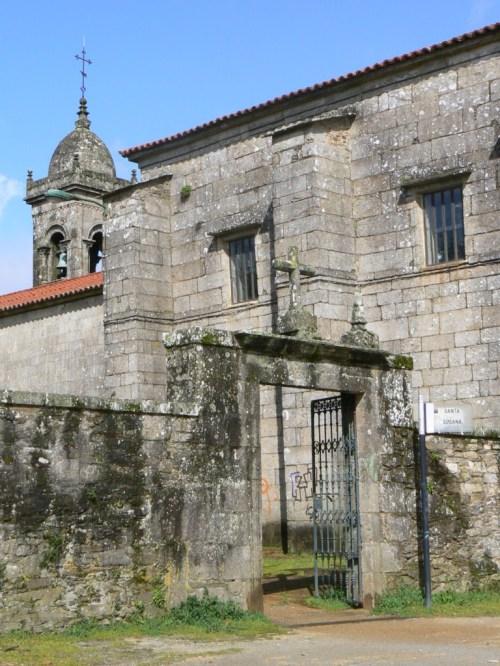Fotos de la  Iglesia de Santa Susana en Santiago de Compostela - España. Foto por martin_javier
