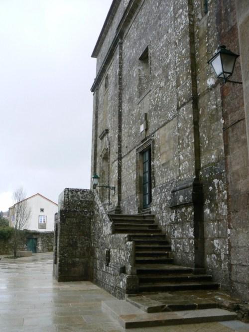 Fotos del Convento de Belvis en Santiago de Compostela – España. Foto por martin_javier