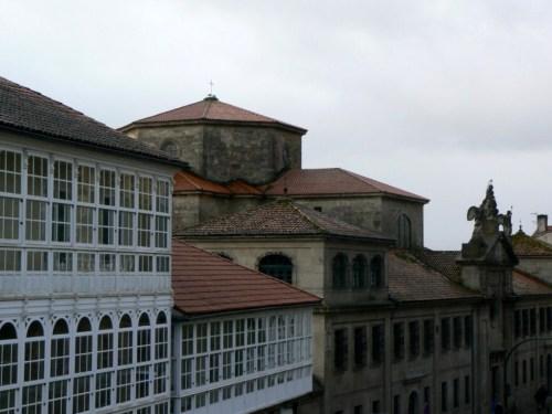 Fotos del Convento del Colegio de la Compañía de María o de la Enseñanza en Santiago de Compostela – España. Foto por martin_javier