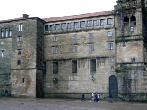 Fotos del Pazo de Xelmírez en Santiago de Compostela - España. foto por martin_javier