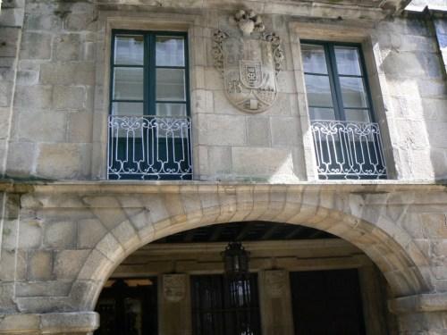 Fotos de la casa-pazo de Vaamonde en Santiago de Compostela - España. Foto por martin_javier