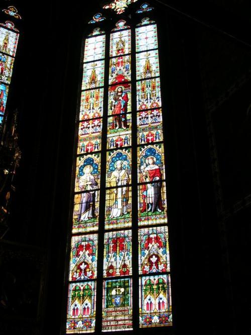 Foto de la Catedral de San Vito en Praga - República Checa. Foto por martin_javier