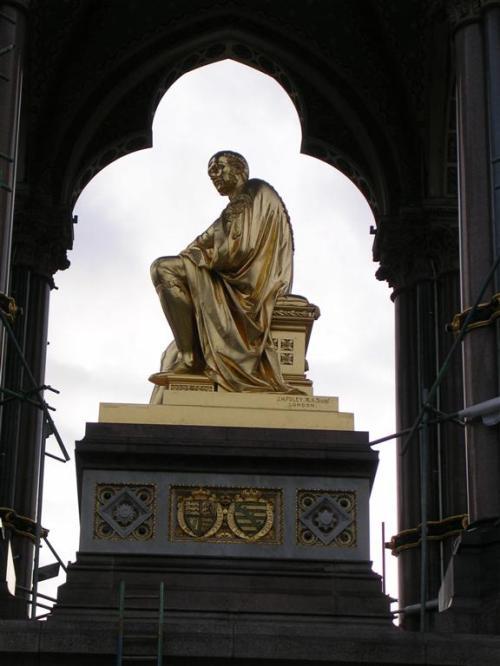 Fotos del Albert Memorial en Londres - Inglaterra. Foto por martin_javier