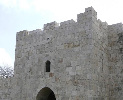 Fotos de la Puerta de Herodes en Jerusalem – Israel. Foto por martin_javier