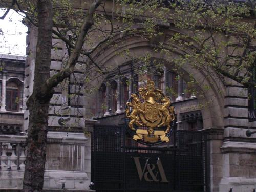 Fotos del The Victoria and Albert Museum en Londres - Inglaterra. Foto por martin_javier