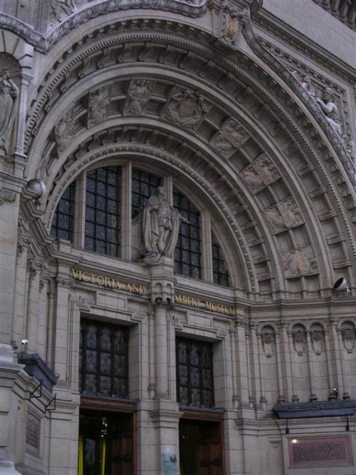 Fotos del The Victoria and Albert Museum en Londres - Inglaterra. Foto por martin_javier